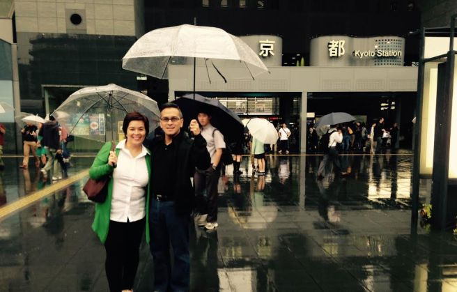 Kyoto in June